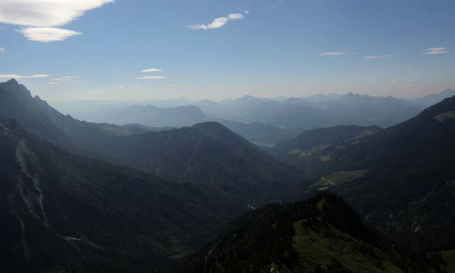 Bayrische Berge © Astrologin Bärbel Zöller