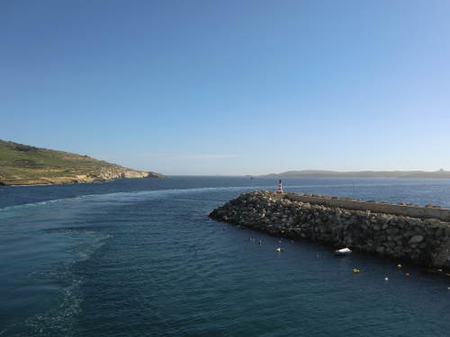 die Insel Gozo © Astrologin Bärbel Zöller