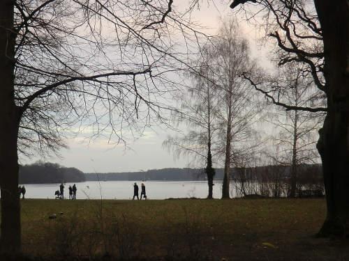 Winterspaziergang © Astrologin Bärbel Zöller