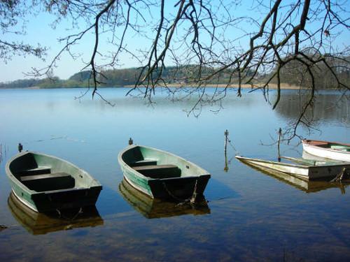 Boote im und auf dem Wasser © Astrologin Bärbel Zöller